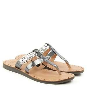 a7a25a80158 UGG Australia Audra Sterling Braided Flip Flop Sandal Women s sizes ...