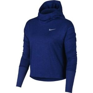 Women's Nike Running Dri Fit Half Zip Hoodie