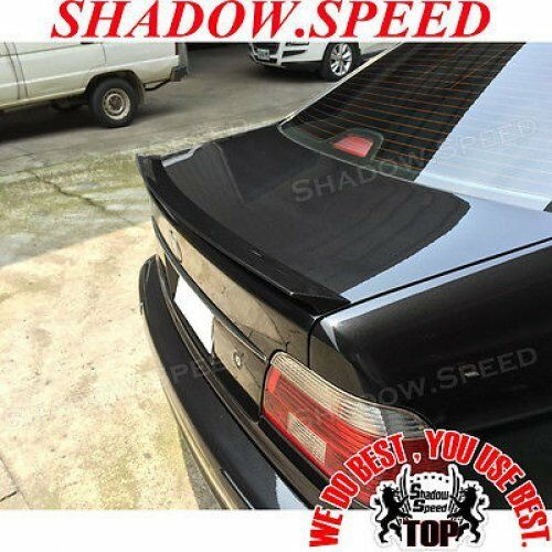 PUF 229 VTL Type Rear Trunk Spoiler Wing For BMW 5-series E39 1997~03 Sedan