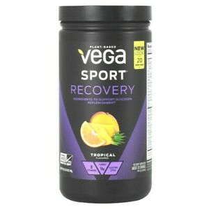 Vega Sport Post Workout Recovery Powder 20 Servings TROPICAL