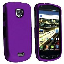 Hard Rubberized Case for Samsung Droid Charge 4G LTE i510 - Purple