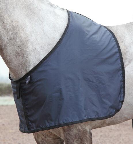 Shires cheval//poney ANTI-RUB satin Bib gilet pour sous tapis-Empêche la perte de cheveux