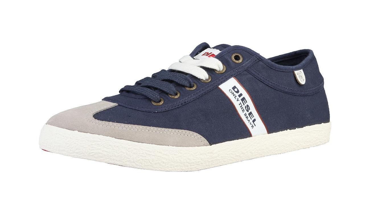 Billig Qualität hohe Qualität Billig DIESEL  Herren,Sneaker,Schuhe,Men Shoes,Navy,Blau,NEU,39,40,41,42,43,44,45,46,%% a8d5ff