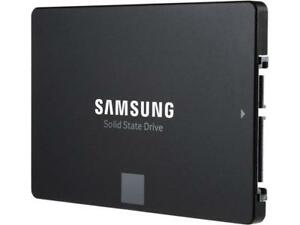 "SAMSUNG 850 EVO 2.5"" 500GB SATA III 3-D Vertical Internal Solid State Drive (SSD"