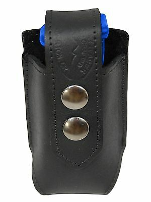 NEW Barsony Black Leather Single Magazine Pouch Springfield Compact 9mm 40 45