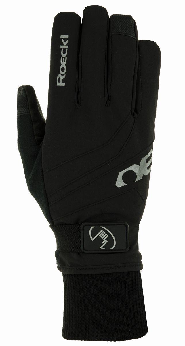 Roeckl Rocca GTX® Winter Fahrrad Handschuhe schwarz 2020