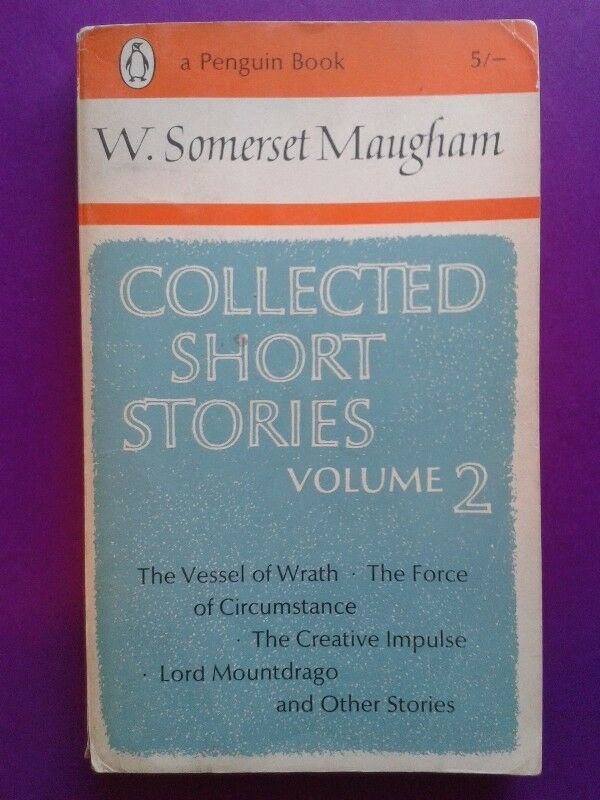 Collected Short Stories - Volume 2 - W. Somerset Maugham.