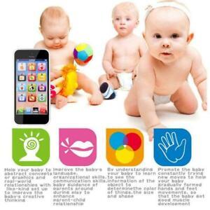 Kinder-Handy-Spielzeug-Kleinkinder-Telefon-Smartphone-mit-Screen-Soun