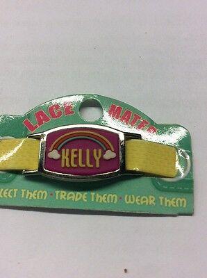 2 Kelly compañeros de encaje (zapato o pulsera bisutería forma) Fiesta Favores de gastos de envío gratis