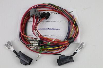 Ram 5500 Wiring Harness - Wiring Diagrams Log Ram Wiring Diagram on