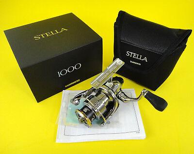 NEW SHIMANO 18 STELLA 1000FJ STL 1000 FJ SPINNING REEL *1-3 DAYS FAST DELIVERY*