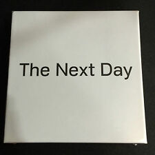 David Bowie The Next Day 2-CD + DVD Boxset NEW