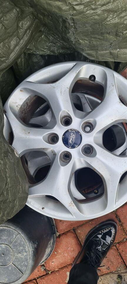 """Alufælge, 16"""", fælge med dæk"""