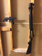 2pc bendable rubber coated magnetic gun mount concealment holster car under desk