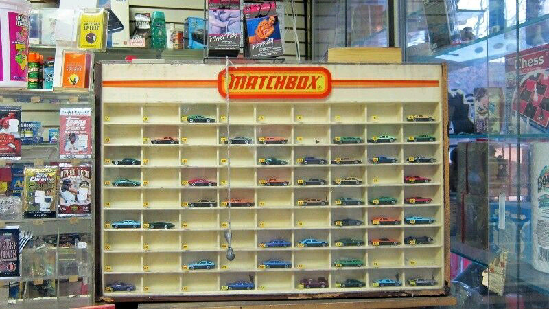 Wanted: Matchbox display stand ant type - see description