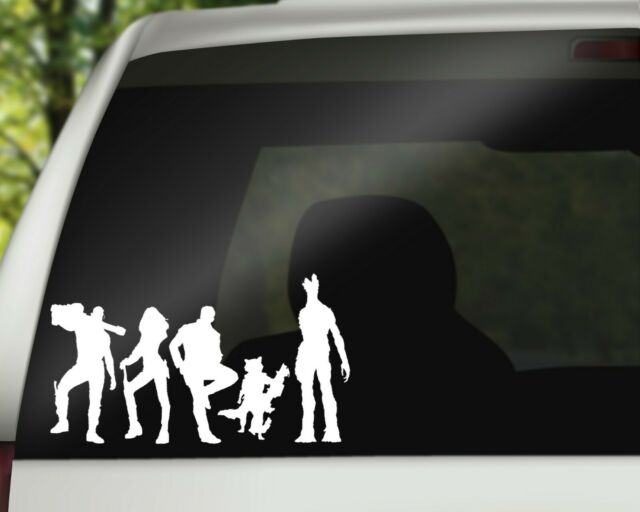 Wall or Laptop Hopper Decal Sticker for Car