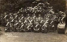 Emley Brass Band.