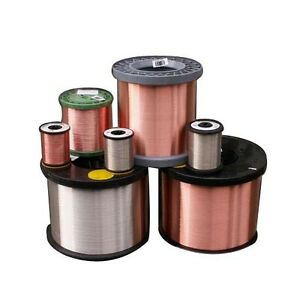 0.35mm 20m AWG 27 Gauge Enameled Copper Magnet Wire conductor for ...