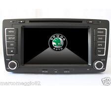 Navigatore, gps touchscreen, Skoda Octavia 2012-2013
