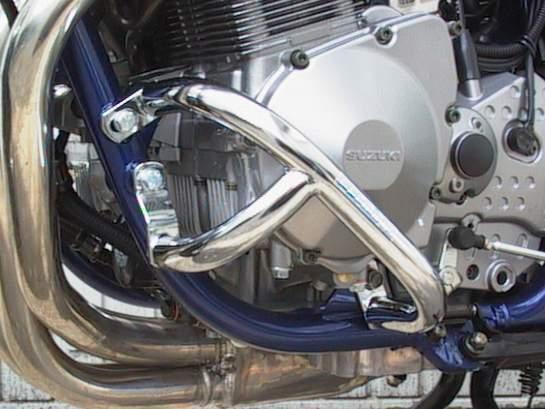 Crash/Engine Bars Suzuki GSF600 GSF 600 Bandit N/S  NEW Made in Germany