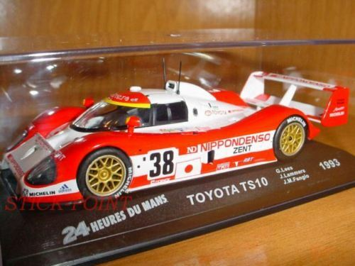 Toyota TS10 TS10 TS10 TS-10 24H.LE Mans 1993 Lees-Fangio 1 43  38 b5feab