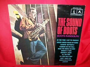 Boots Randolph The Sound Of Boots LP 1968 AUSTRALIA EX - Italia - Boots Randolph The Sound Of Boots LP 1968 AUSTRALIA EX - Italia