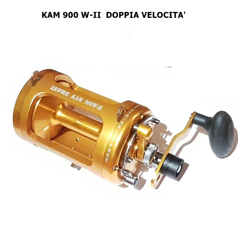 MULINELLO 30 LB MODELLO ZEPRE by OMOTO KAM 900 900 900 W II  SPECIALE DRIFTING TONNO 4204fb