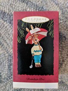 Hallmark-Keepsake-Ornament-Reindeer-Pro-1994