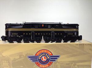 Lionel-O-Pennsylvania-Black-GG-1-Diesel-Loco-TMCC-6-18343-TOTES93