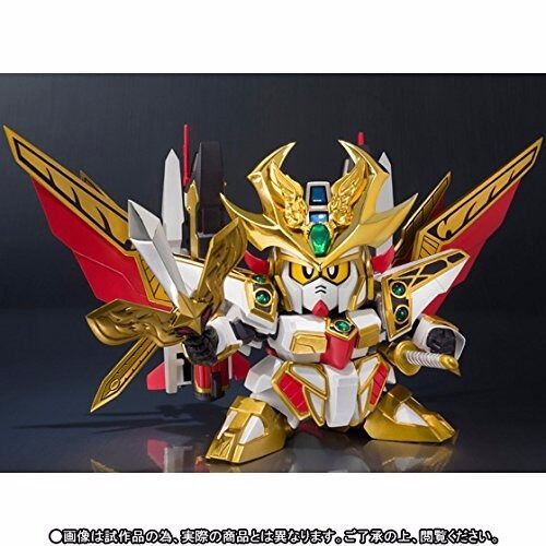SDX SD Sengokuden SANDAIME GUNDAM DAISHOUGUN Action Figure BANDAI from Japan