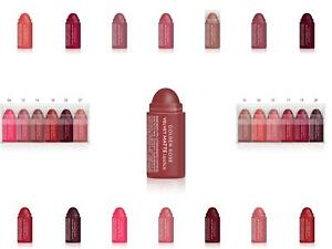 Golden Rose Mini Velvet Matte Lipstick 15 Shades 01 02 Set 6