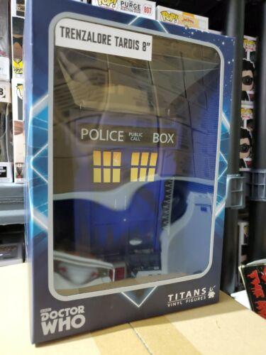 MIB! New Doctor Who Trenzalore Tardis