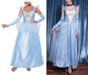 Caricamento dell immagine in corso Cenerentola-Vestito-Carnevale-Donna-Dress -up-Woman-Cinderella- 2978daffb123