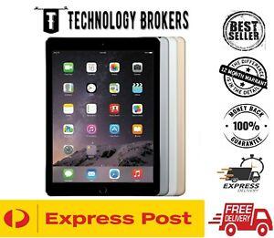 Apple iPad Air WiFi + Cellular 16/32/64/128 GB Grey Silver Unlocked [AU Stock]