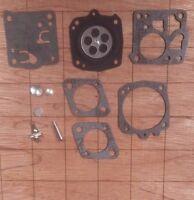 Tillotson Husqvarna 288xp 281 Chainsaw Carb Rebuild Overhaul Kit Complete