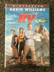 RV-DVD-Robin-Williams-Widescreen-New-Sealed-Ships-Free