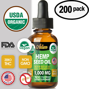 Best-Hemp-Oil-Drops-for-Pain-Relief-Stress-Sleep-PURE-amp-ORGANIC-200-PACK
