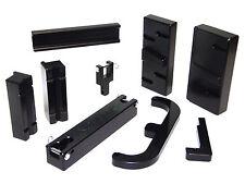 NO-M.A.R® AR15 AR10 Upper Lower V Groove Vise Blocks 223 308 Trigger Test C-Link
