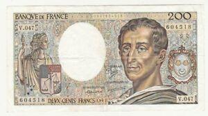 Francia-France-200-ff-1987-BB-Good-pick-155b-rif-4256