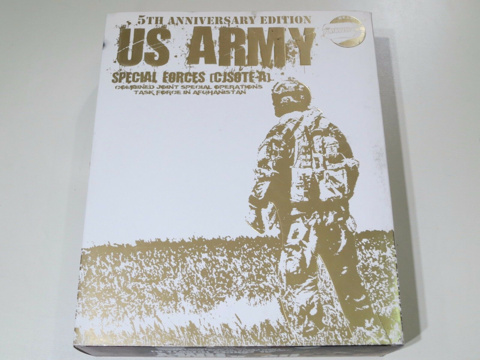 CRAZY DUMMY US Army Special Forces (CJSOTF-A) BRAND NEW  PH014 5th Anniversary