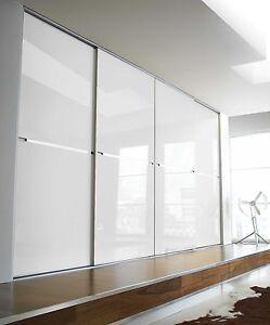Image is loading Minimalist-Sliding-wardrobe-doors & Minimalist Sliding wardrobe doors | eBay