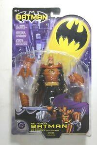 Brand new! Mattel Battle Spike Batman action figure