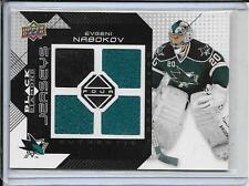 08-09 Black Diamond Evgeni Nabokov 2Clr Quad Jersey