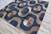 Cowhide patchwork rug 5'2X6'4 Ft Rug City of Toronto Toronto (GTA) Preview