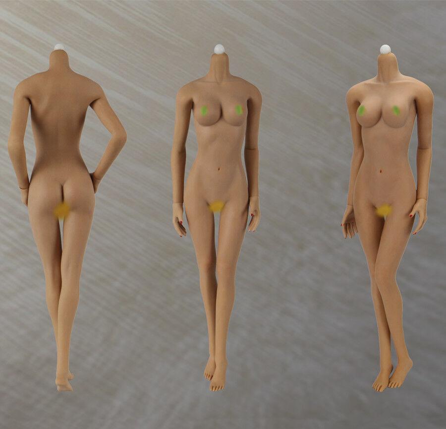 JIAOU DOLL 1 6 Suntan Skin JOQ-06C-BS Medium Medium Medium Bust Female Figure Body Dolls Gifts 3eabd5