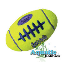 Kong Air Dog Football Small Squeaker For Dogs Puppy Tennis Fetch Toy Floats S