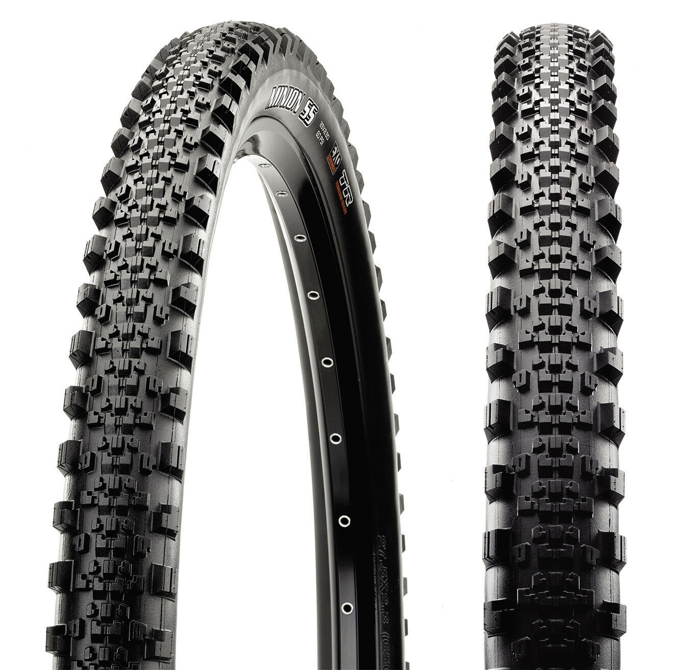 MAXXIS Minion SS 27.5x2.30 60TPI Foldable  Exo   TR Silkworm Dual 765g  with 100% quality and %100 service