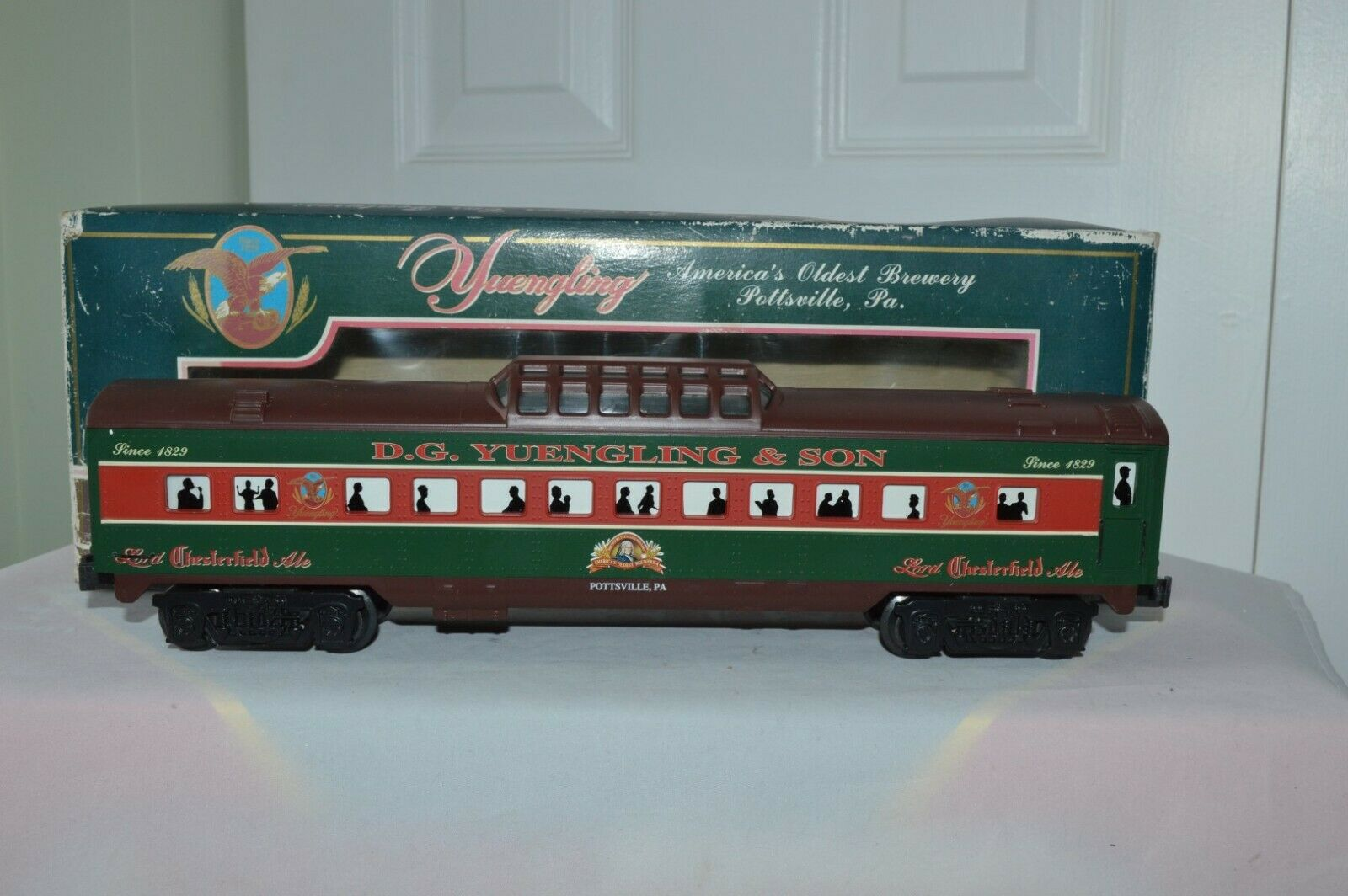 K Line Yuengling Lord Chesterfield Ale Vista Dome auto K45981829