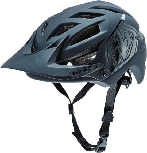 56cm Troy Lee Designs A1 Drone MTB Helmet Black XS//S 54
