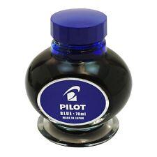 Pilot INK-70-L Fountain Pen Ink Blue 70ml Bottle